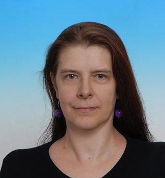 Boženka Srbecká - portrét